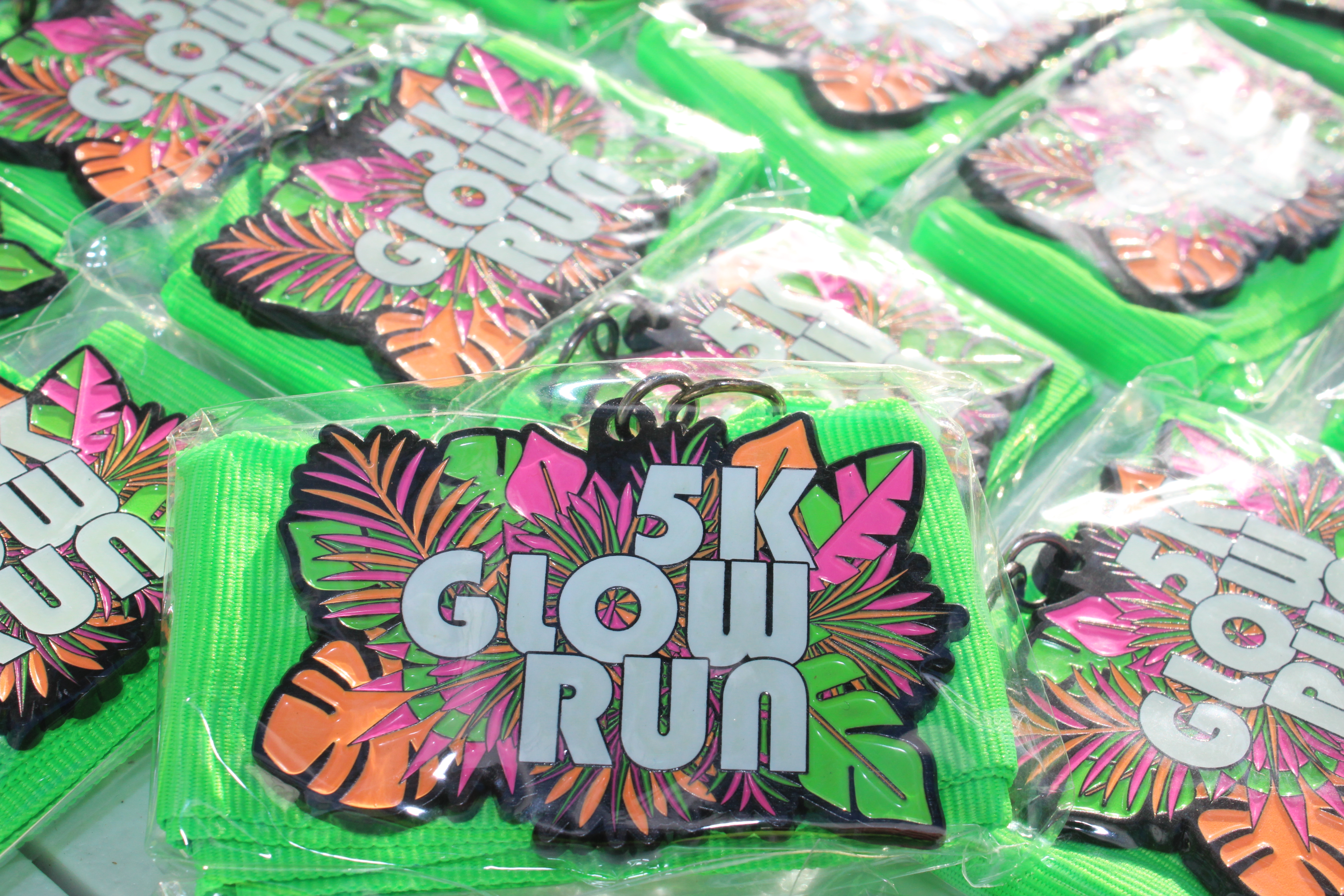 Inaugural 5K Glow Run