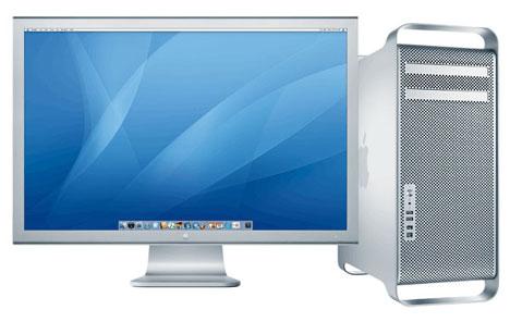 MAC Pro Intel Xeon