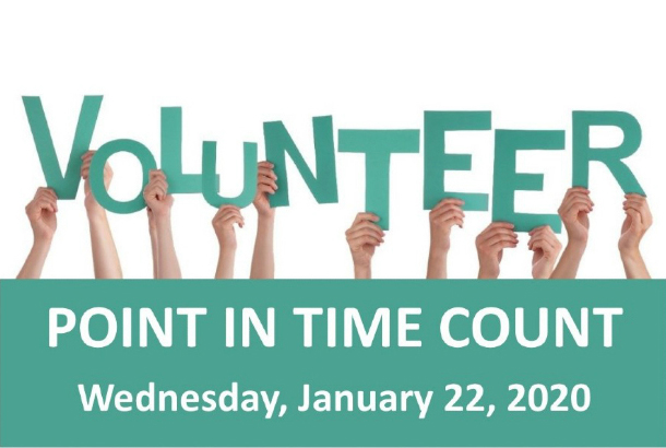 Volunteers Needed for the PIT Count