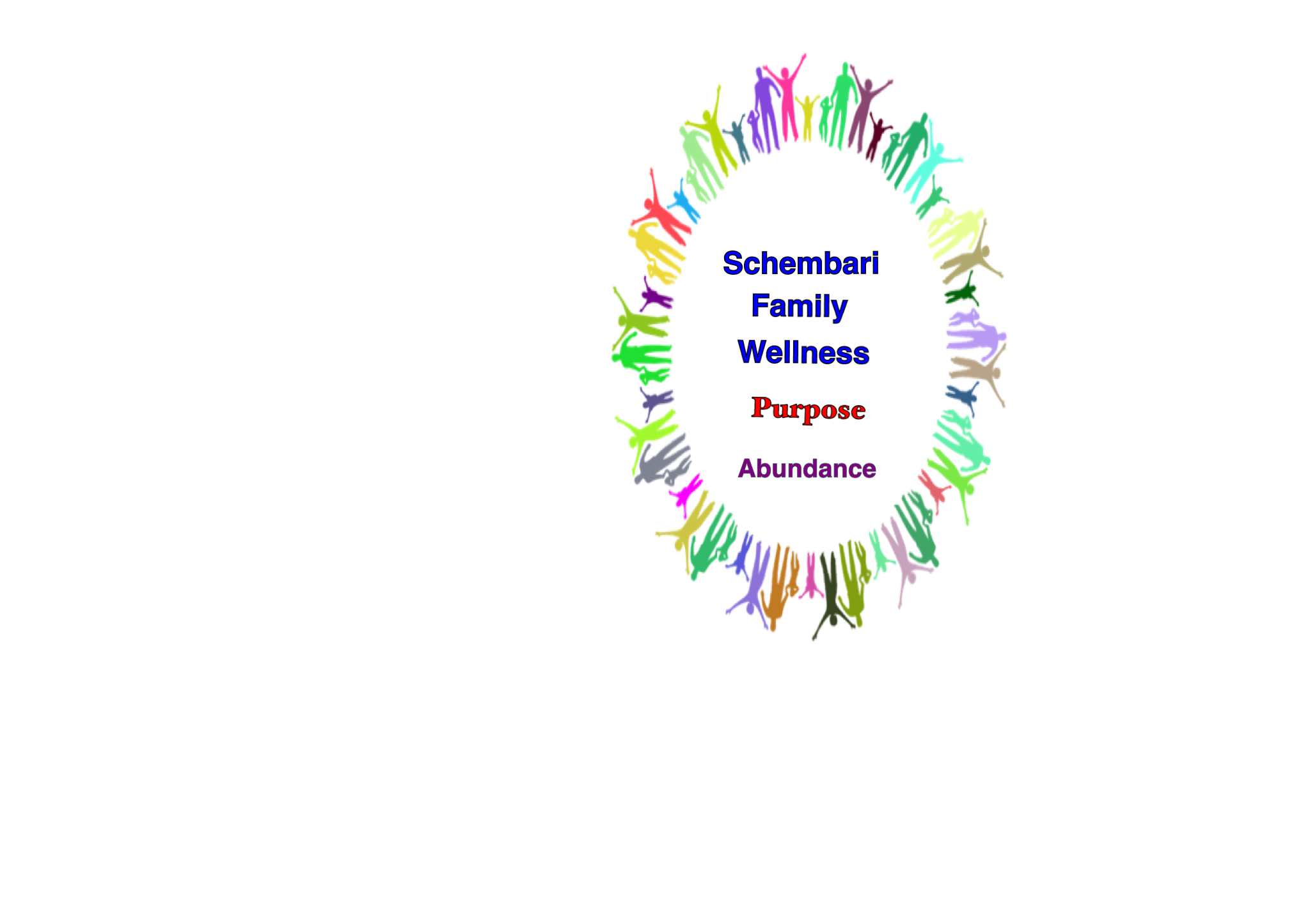 Schembari Family Wellness Purpose Abundance