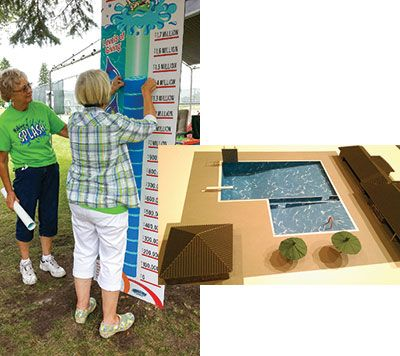 The Power of Community: The Parkers Prairie Pool Project
