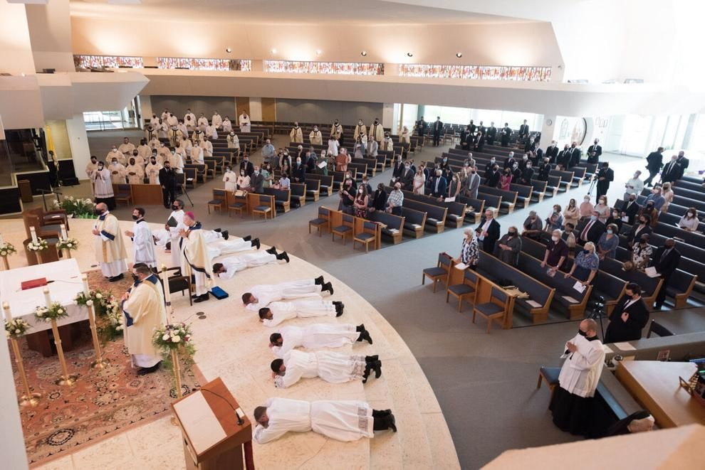 Two transitional deacons are one step closer to priesthood