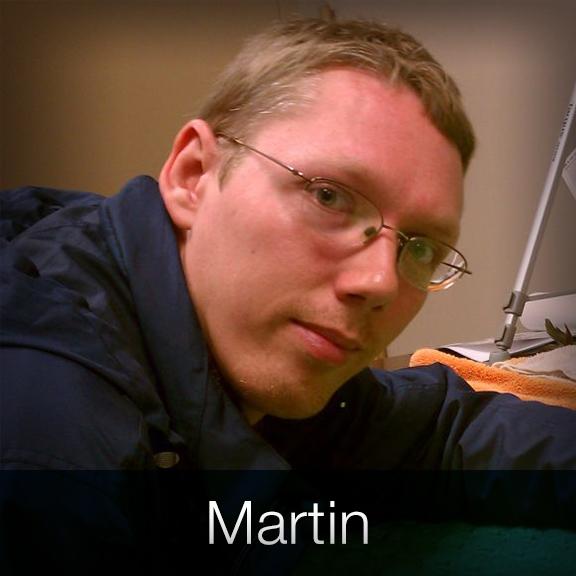 Martin Cox