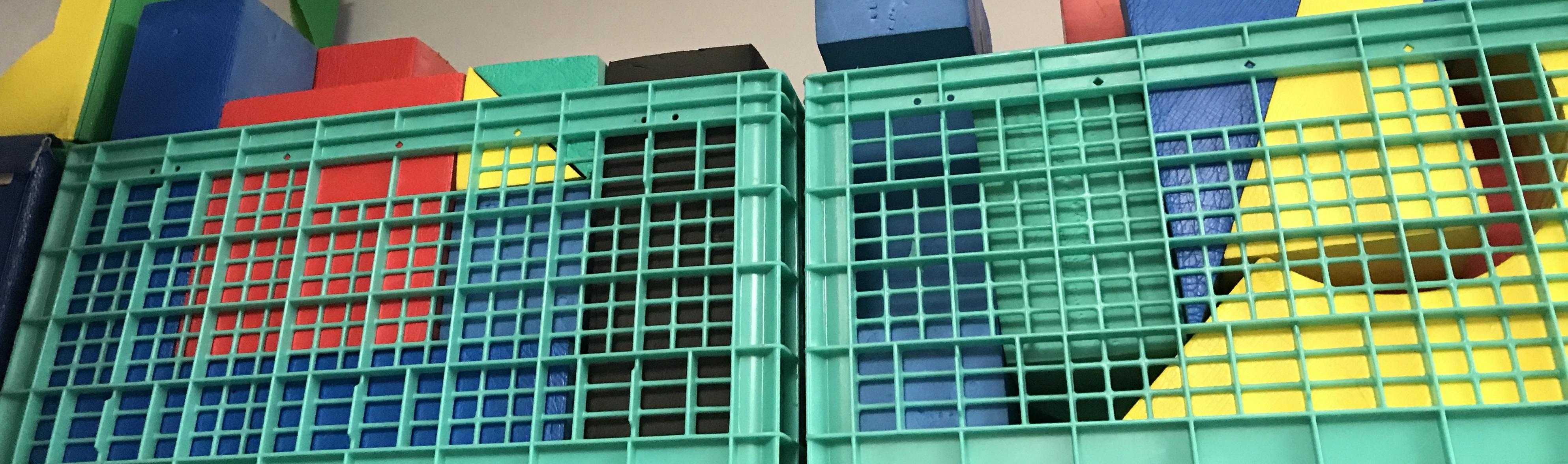 Big Soft Building Blocks