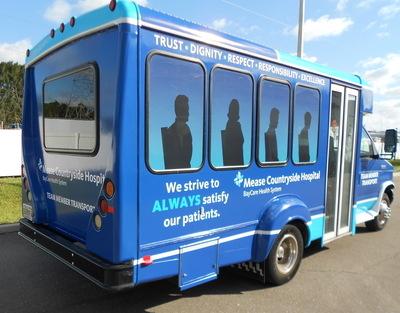 Full Wrap Bus