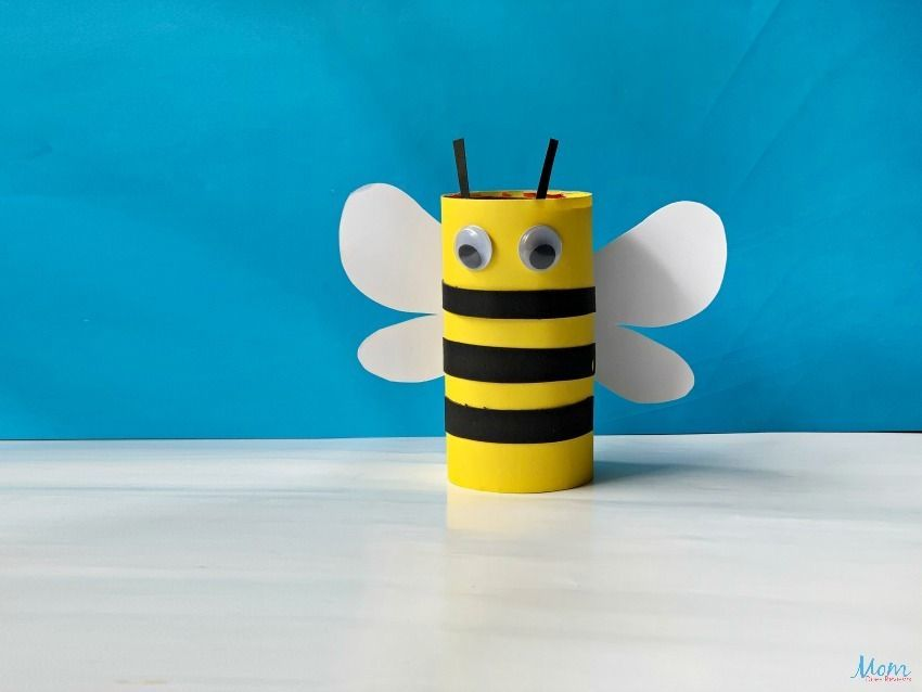 June 21st Wee Tails, Our Helpful Insect Tails,  Craft Video