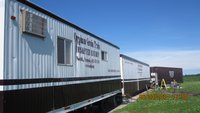 Orphan Grain Train delivers storage containers
