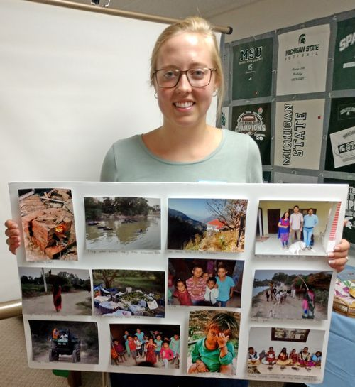 IFYE Participant Kate Garrity - Exploring India as a Michigan IFYE delegate