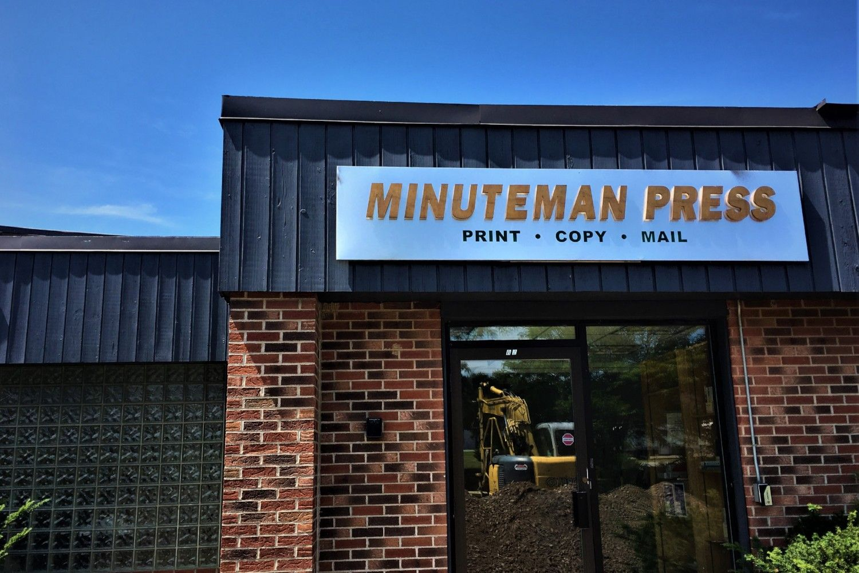 Minuteman Press - Colchester
