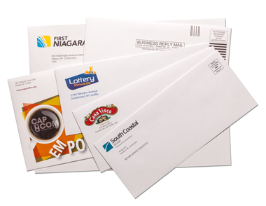 Envelope Printing from Accuprint