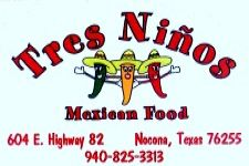 Tres Ninos Mexican Food