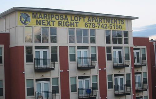 Large Real Estate Banner