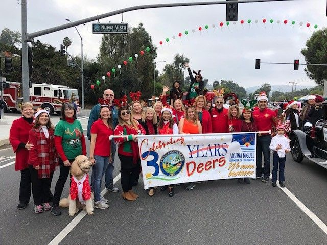 Laguna Niguel Holiday Parade
