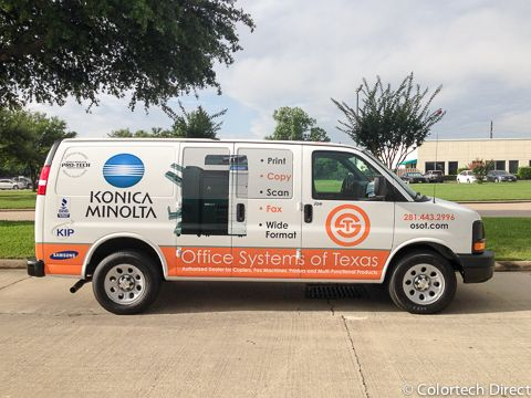 Office Systems Van