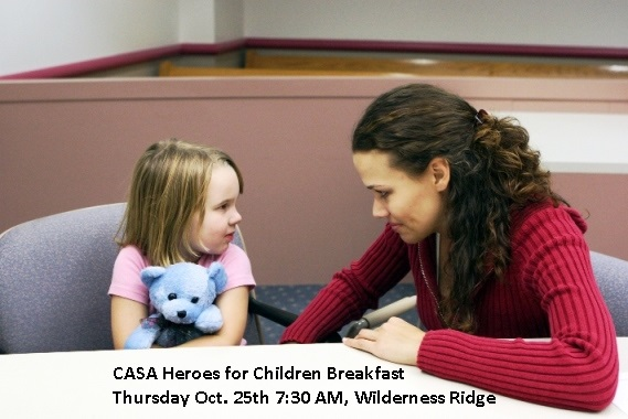 CASA's Heroes for Children Breakfast