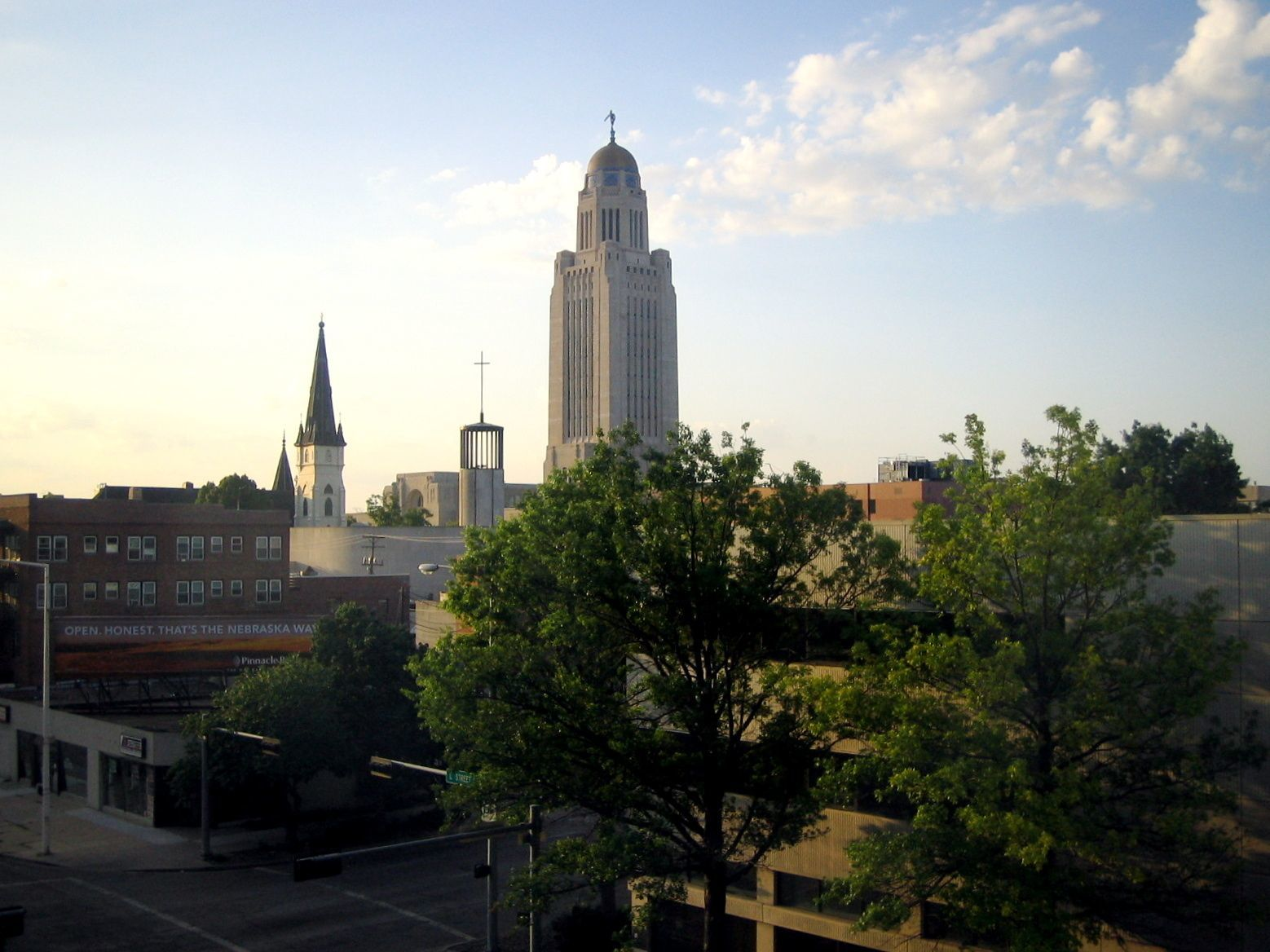Lincoln Nebraska, State Capital