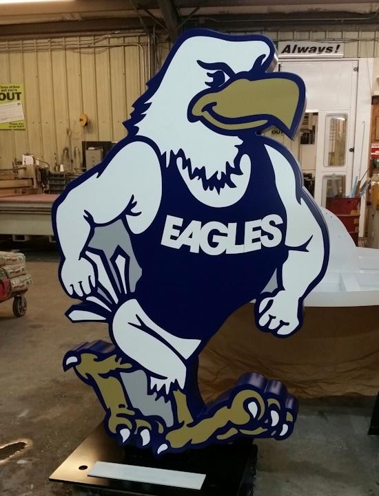Georgia Southern Eagle