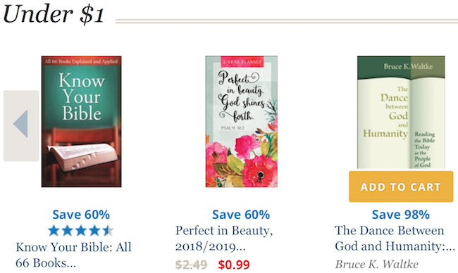 Save Now at Christianbook.com