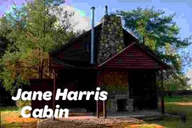 Jane Harris Cabin
