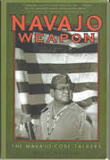 Signed Navajo Code Talker Book by Sally McClain (posted 6/2/11)