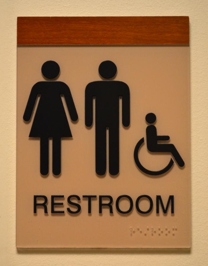 ADA Signage - Restroom
