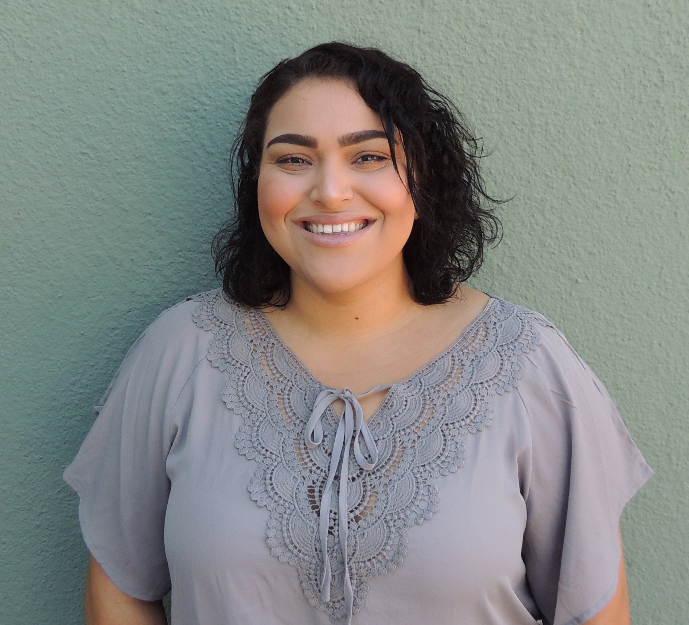 Welcome Clarissa Infante to the CASA Team!