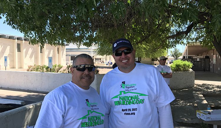 National Rebuilding Day Was a HUGE Success!