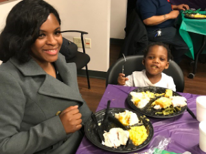 Maria and her children found help at the Milwaukee Women's Center
