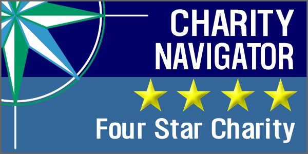 Charity Navigator Announces Another 4-Star Rating for The Caring Place