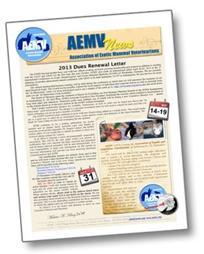 Veterinary Association Newsletter