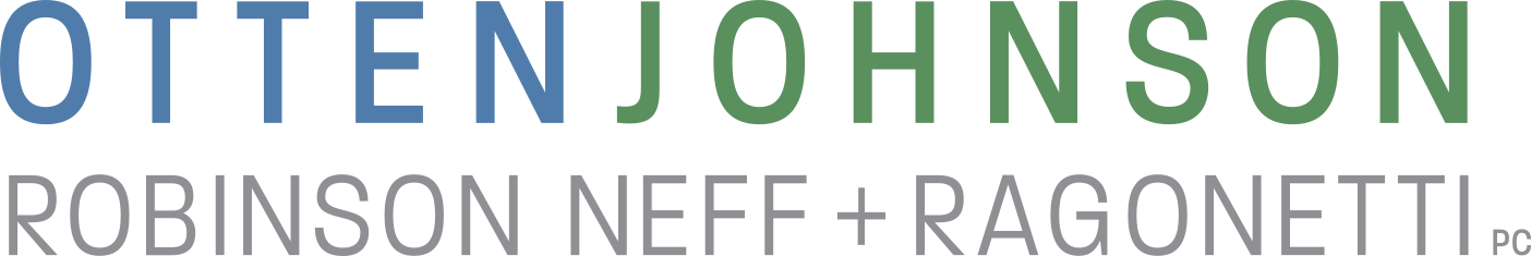 Otten Johnson Logo