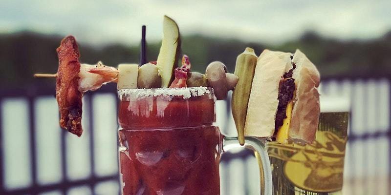 WB Bloody Mary Bar