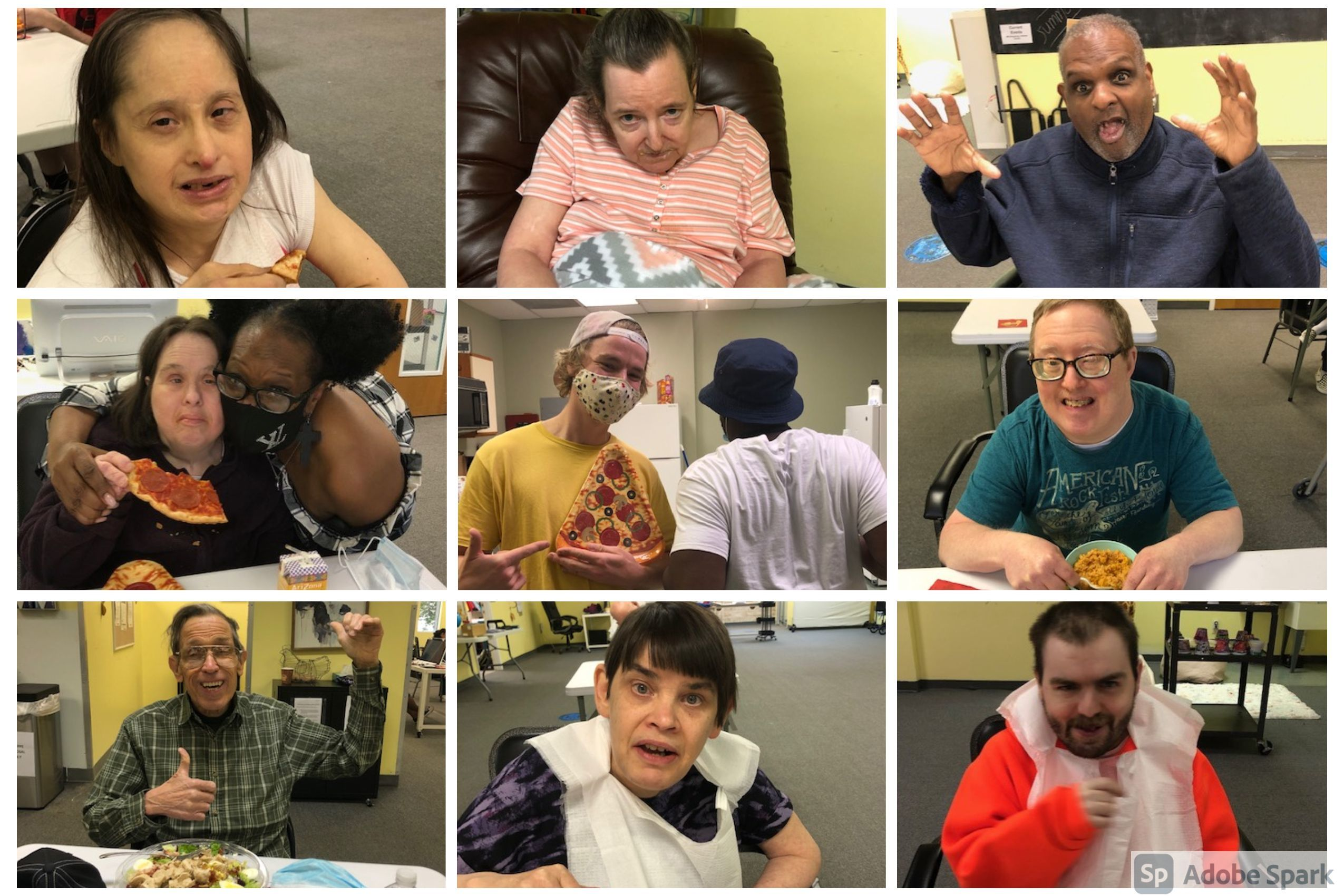 The Arc of Monmouth Celebrates National Pizza Party Day 2021