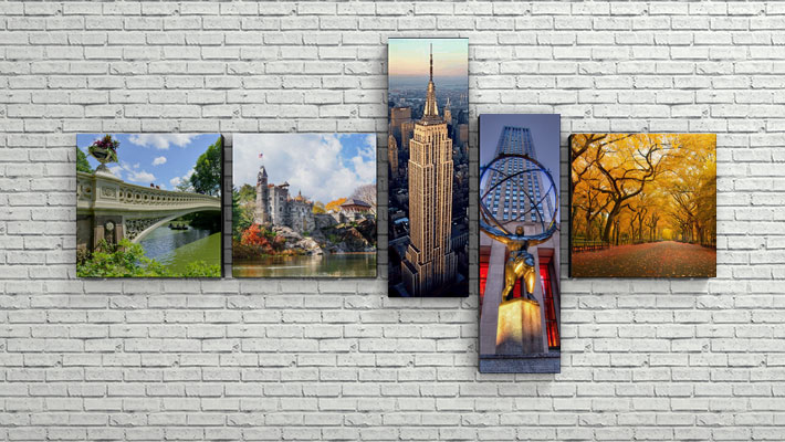 OCP Custom Graphics Canvas Prints