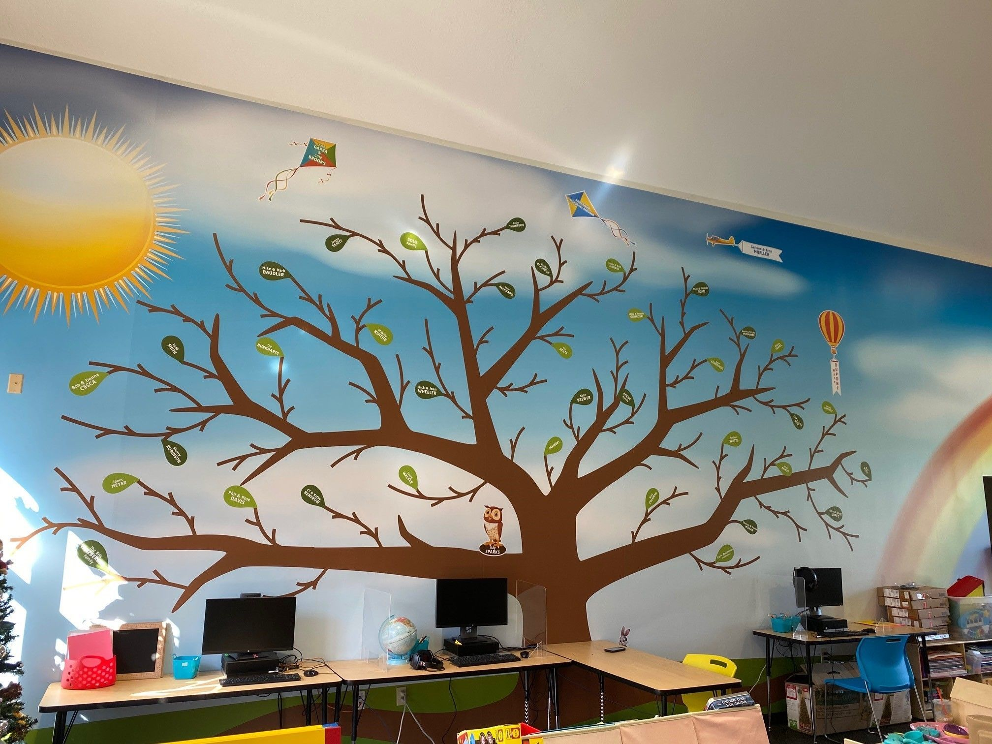 Build a Tree of Hope