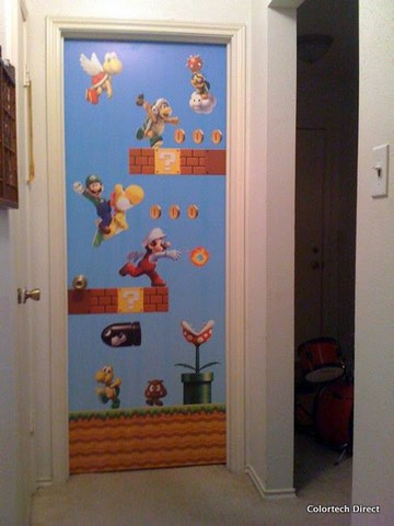 Kid's Door Wrap