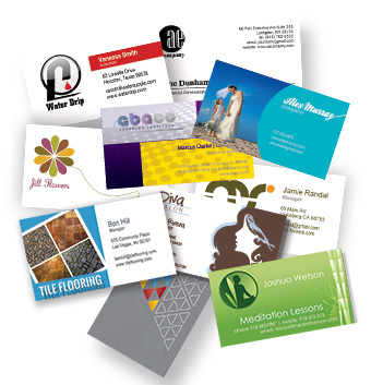 business cards - Business Card Printing