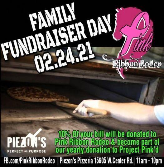 Pink Ribbon Rodeo Family Fundraising Night