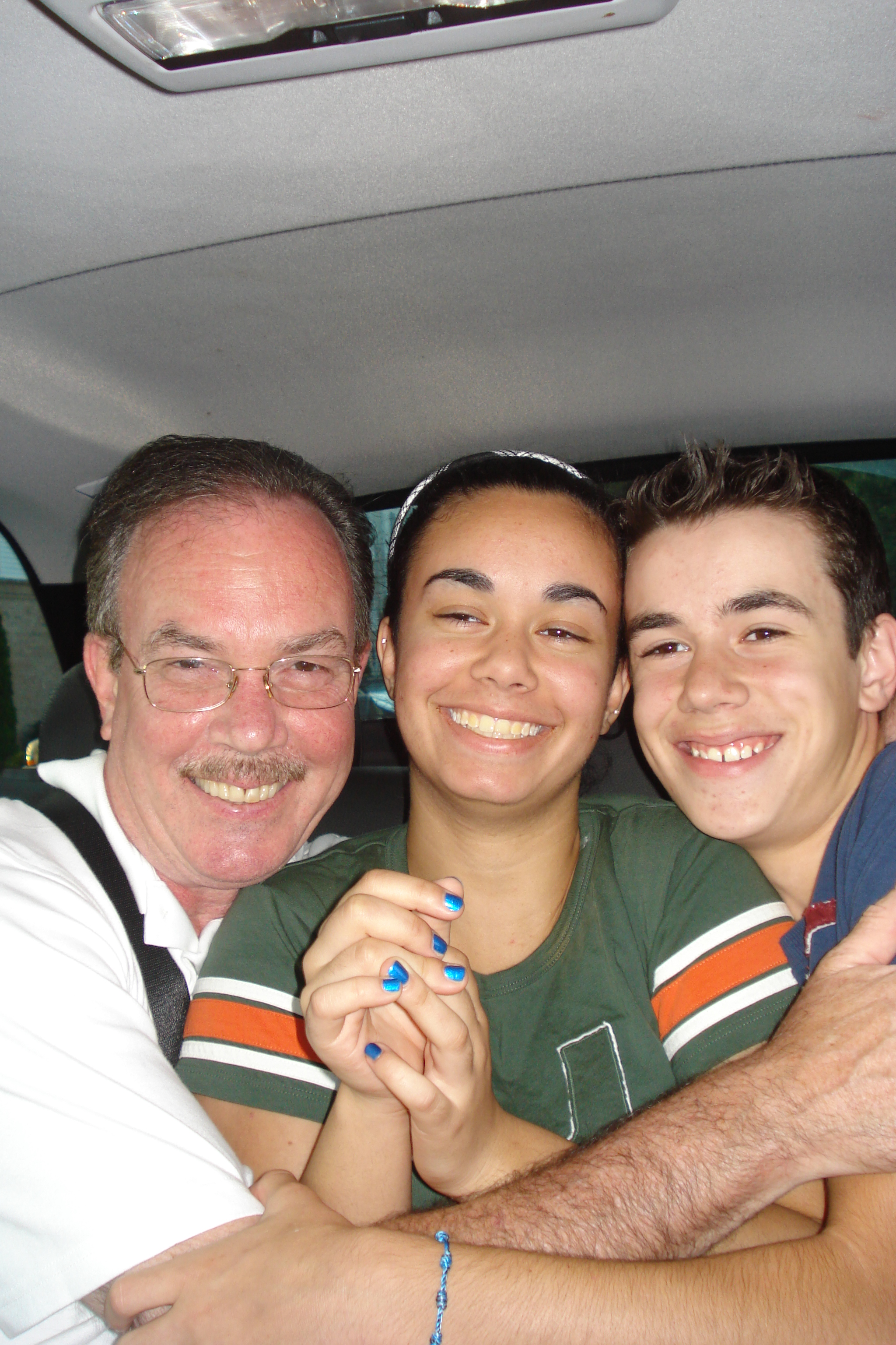 —Jillian's Dad, George Gorman