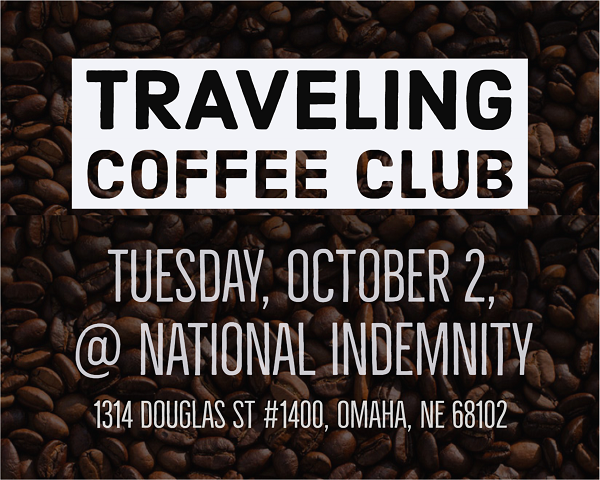 Traveling Coffee Club - October 2