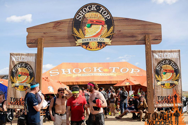 Shock Top Tough Mudder