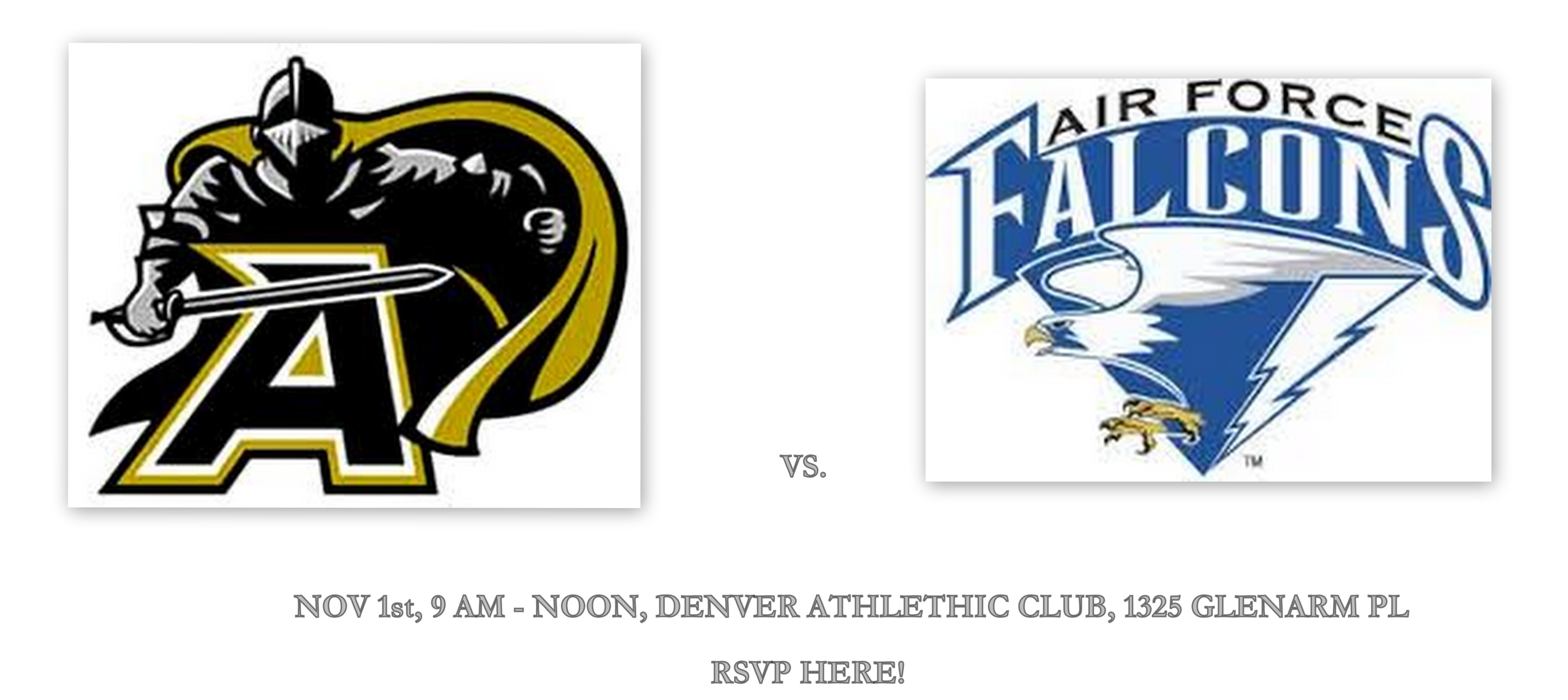 Army vs Air Force
