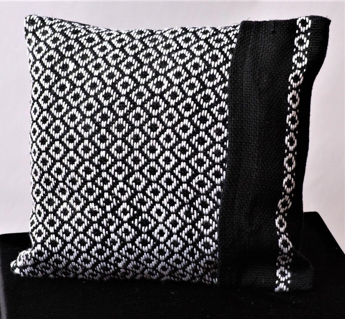 """Ann Carlson - """"Rosepath Pillow #1"""""""