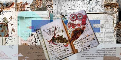 Art Journaling with April Lombardi