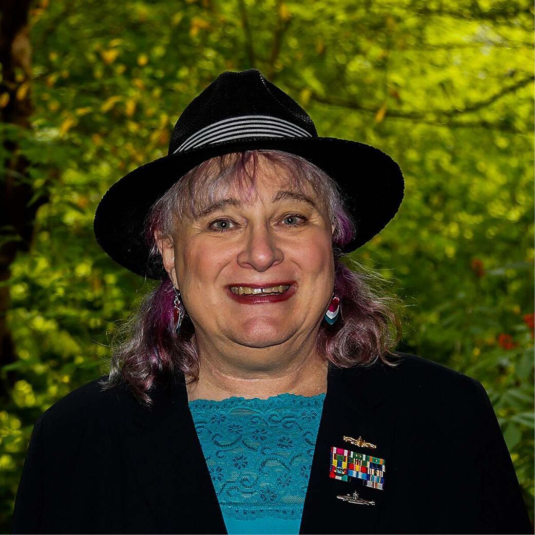 Rabbah Rona Matlow – U.S. Navy veteran and transgender activist
