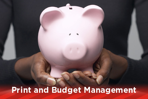 Print and Budget Management