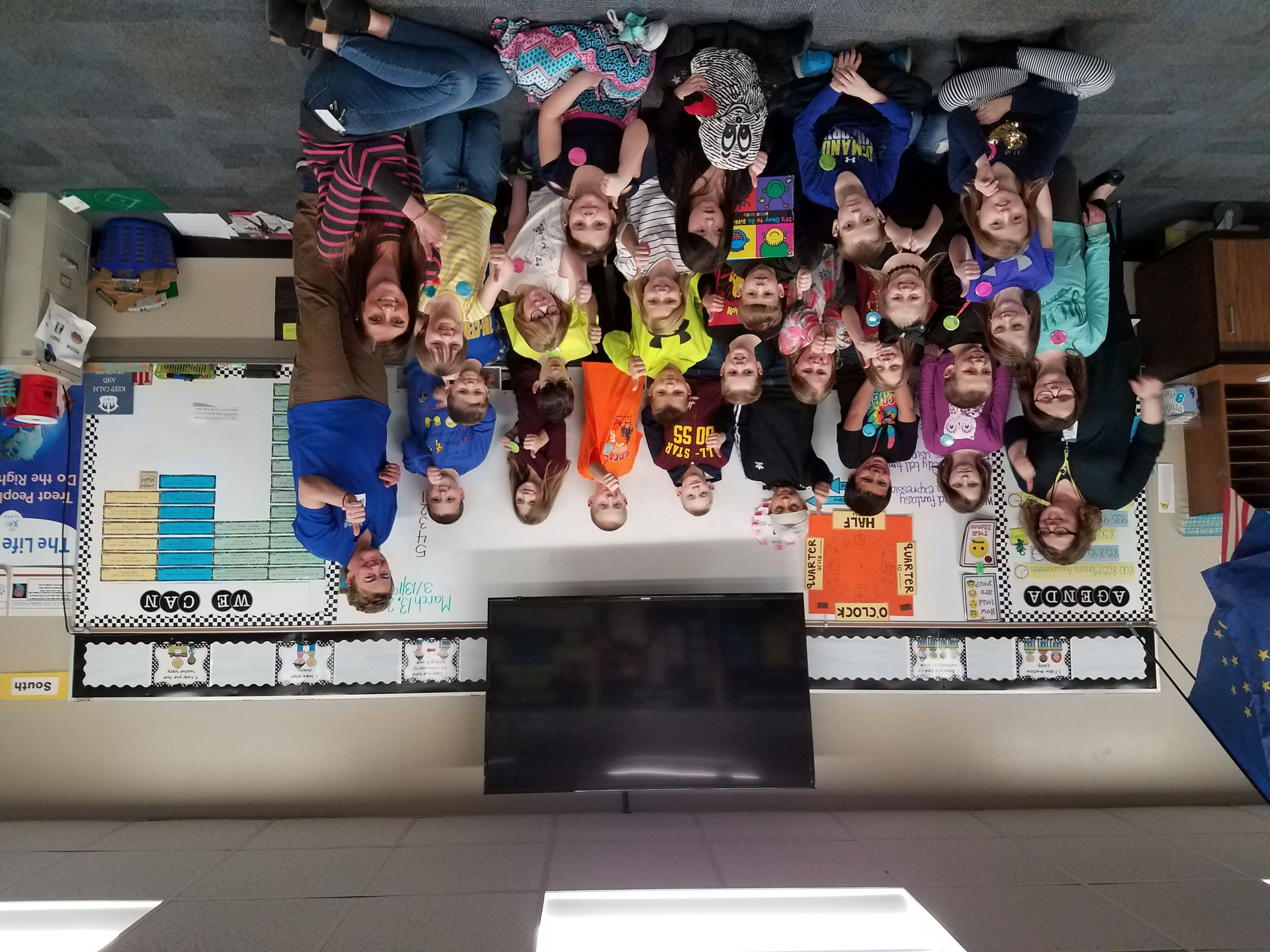ThumBody Special - Tri-Central - McClelland Classroom