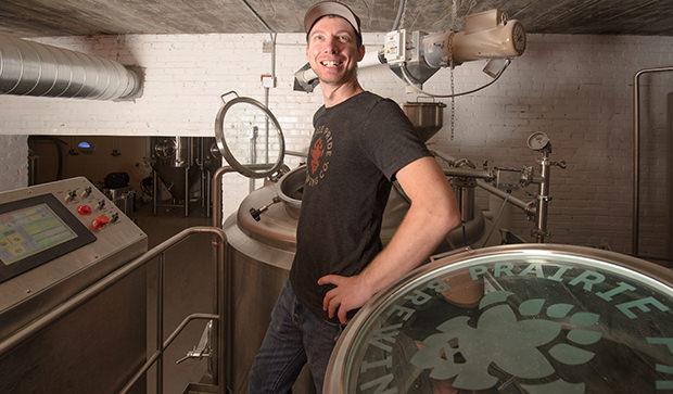 Artisan brewing