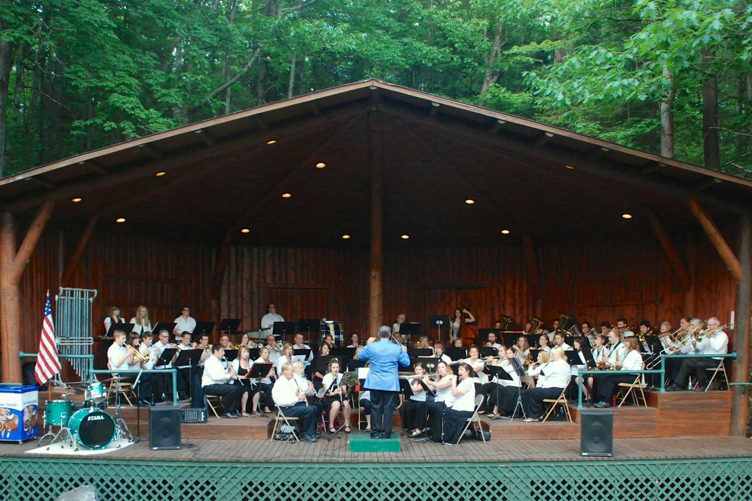 The ECA presents the Marquette City Band