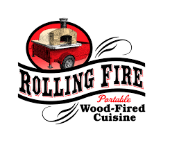 Rolling Fire Pizza Oven